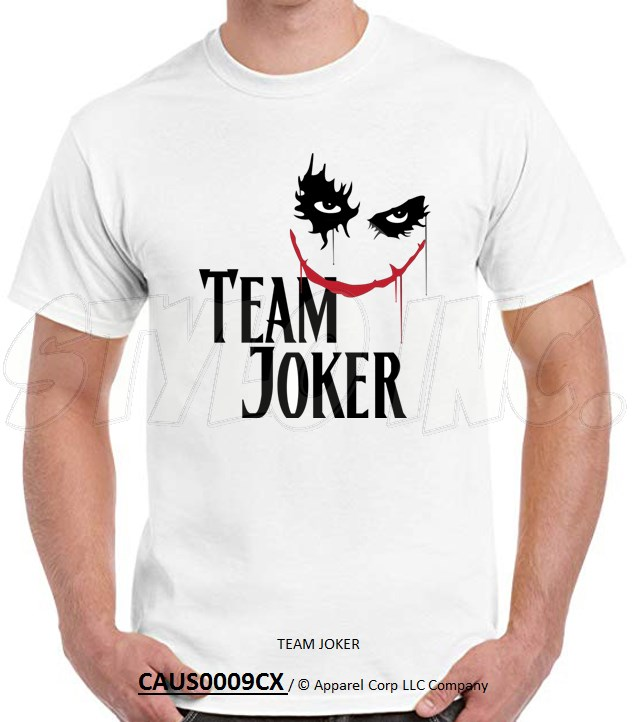 CAUS0009CX TEAM JOKER