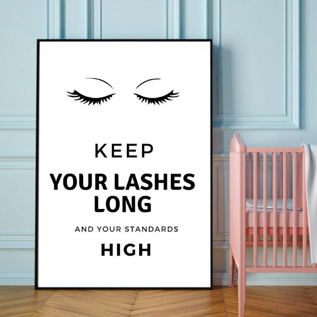 darmowe plakaty do druku do salonu lingeristki