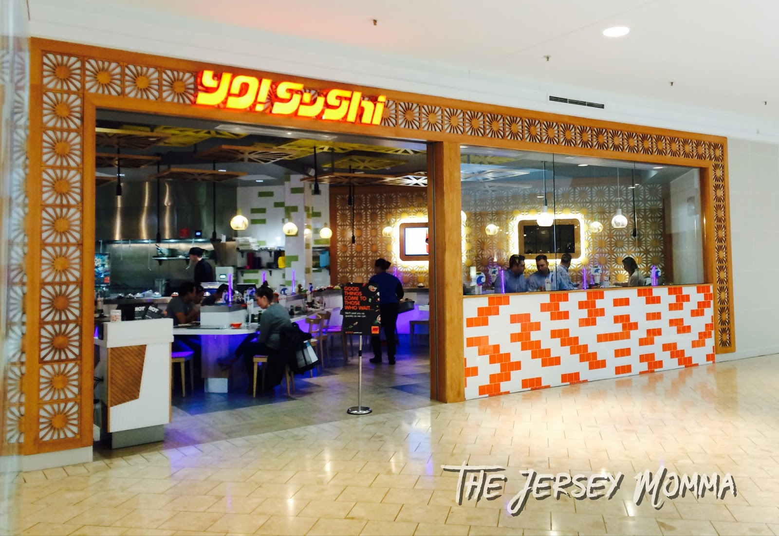 The Jersey Momma Why You Need To Visit Yo Sushi A