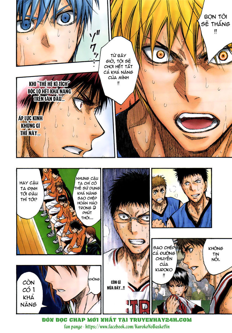 Kuroko No Basket chap 196 trang 14