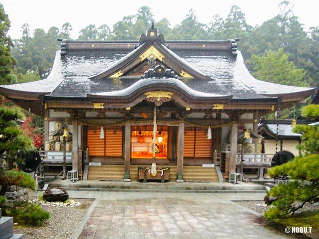 熊野本宮大社(和歌山)拝殿