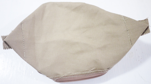 diy travelling pouch dengan resleting