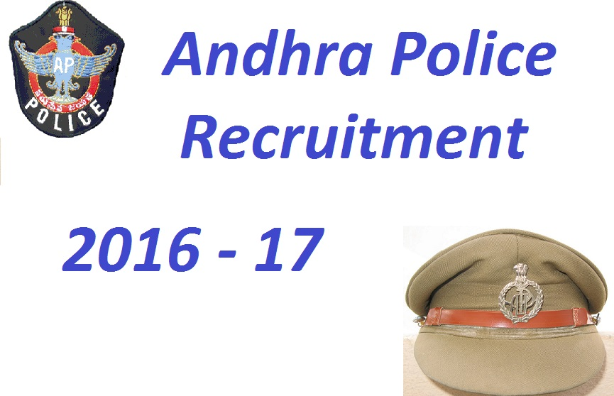 Police Jobs, Government Jobs, A P Government Jobs