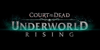 Court of the Dead: Underworld Rising (logo)