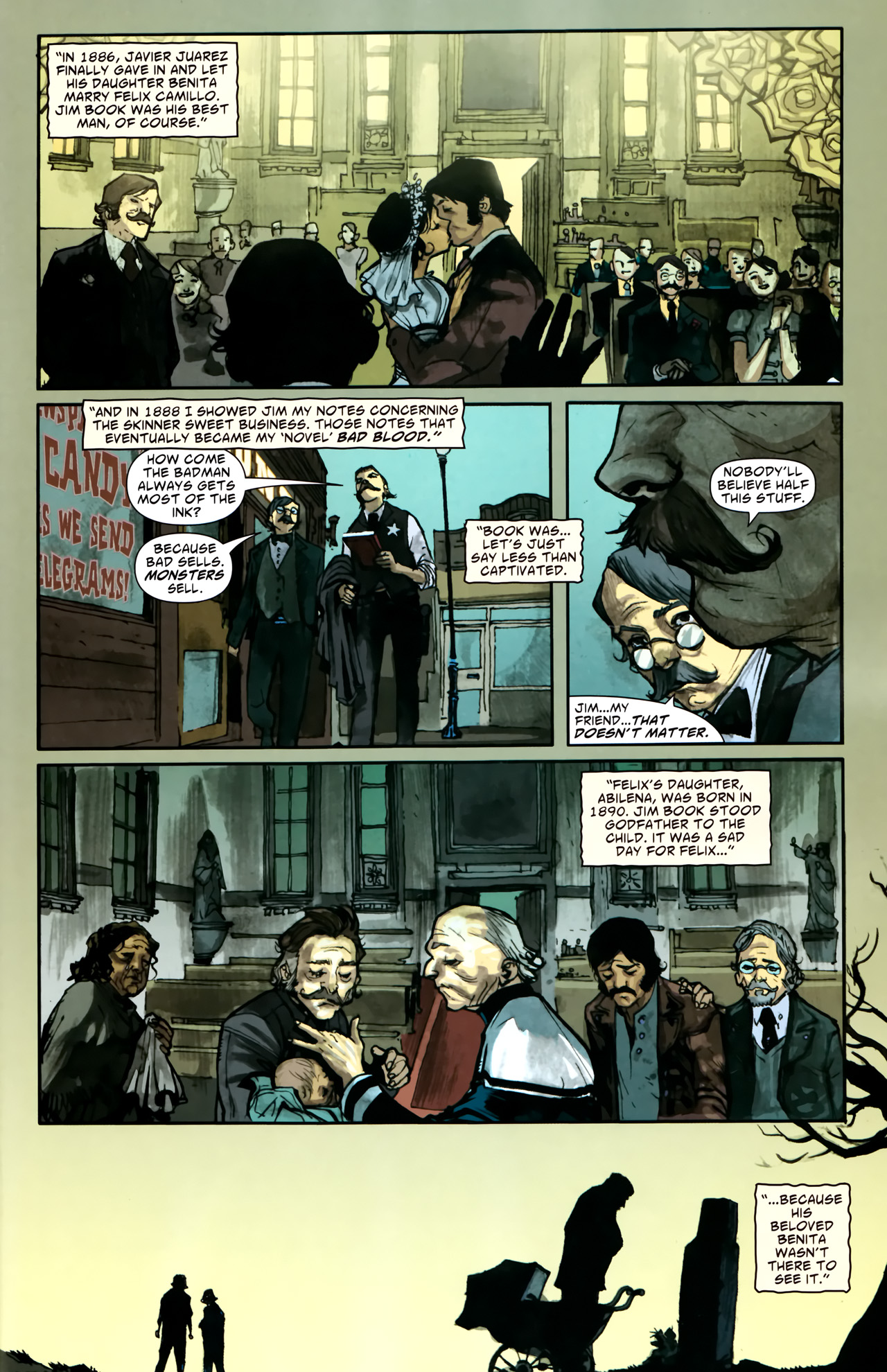 Read online American Vampire comic -  Issue #2 - 30