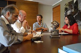 Contatos para integrar Teresópolis ao Parque Tecnológico