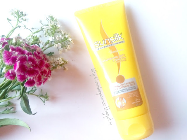 Sunsilk Co-Creations: Nourishing Soft & Smooth Conditioner Review