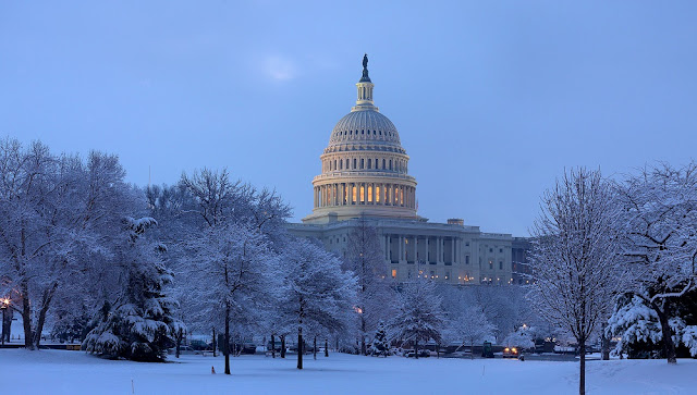 Inverno em Washington