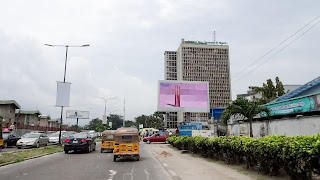 Victoria Island is one of Nigeria's busiest centres