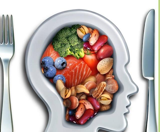 نصائح غذائية لدماغ أكثر صحة