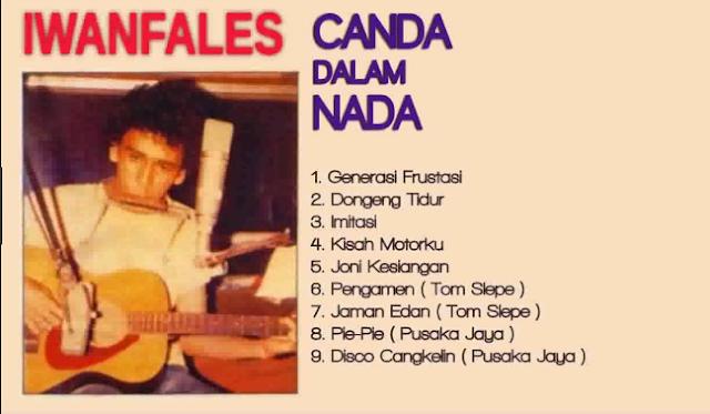 Iwan Fals Mp3 Full Album Canda Dalam Nada (1979) Terbaru Rar