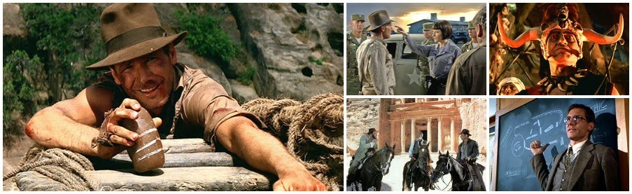 Escenas de Indiana Jones en #sofapelimanta