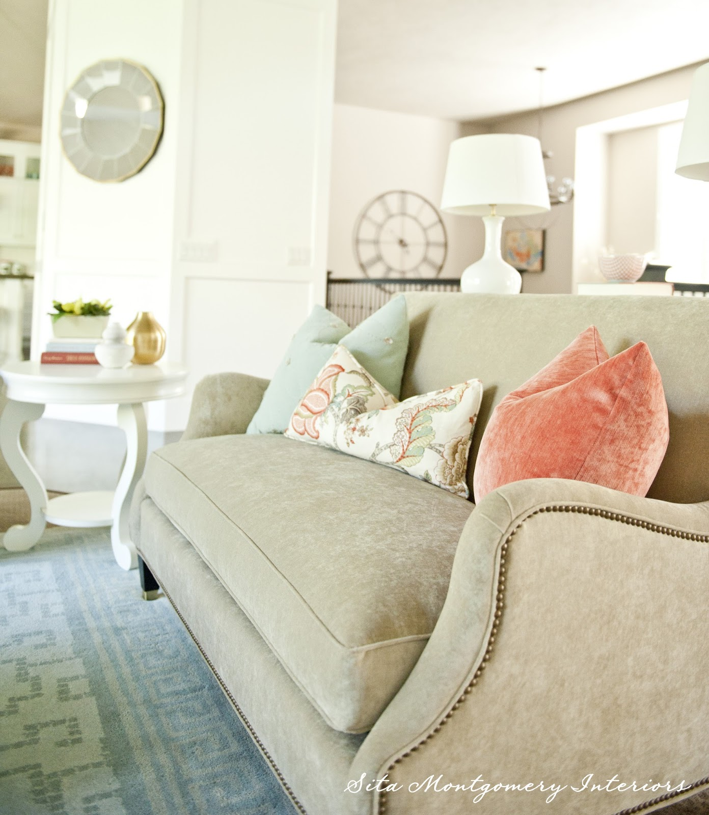 Sita Montgomery Interiors: Sita Montgomery Interiors: My New Home Tour: Great Room