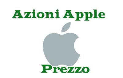 quotazione apple