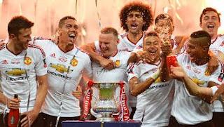 Manchester United Juara Piala FA