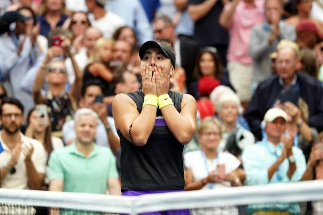 Serena Williams lost to 19-year-old Bianca Andreescu in the 2019 US Open