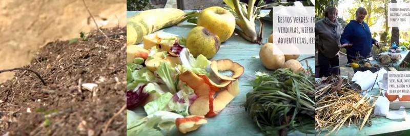 Como hacer un buen compost. Video del Jardin Botanico de la Universidad de Valencia sobre la elaboración de abono natural para mejorar calidad de suelos y el estado de las plantas