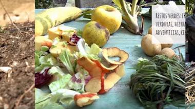 Cosas del jardín. Cómo hacer un buen compost