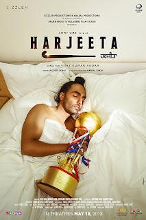 Harjeeta (2018) Punjabi Movie DTHRip | 720p | 480p