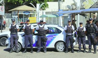 Prefeito de Anchieta (ES) visita Guarda Civil Municipal e anuncia novos investimentos