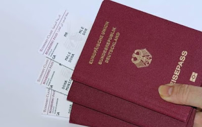 The Only Four Passport Colours In The World, And Reasons Behind The Colours