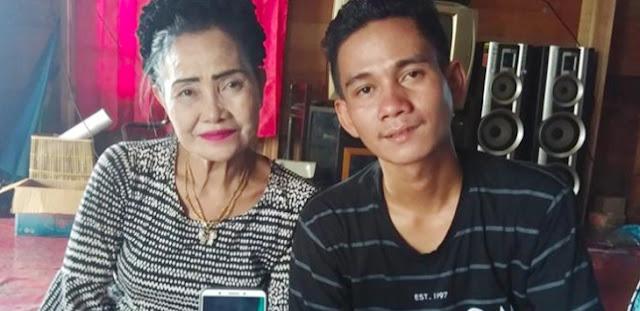 13 Kali Menjanda, Nenek 56 Tahun Akhirnya Dinikahi Brondong