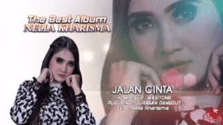 Lirik Lagu Jalan Cinta - Nella Kharisma