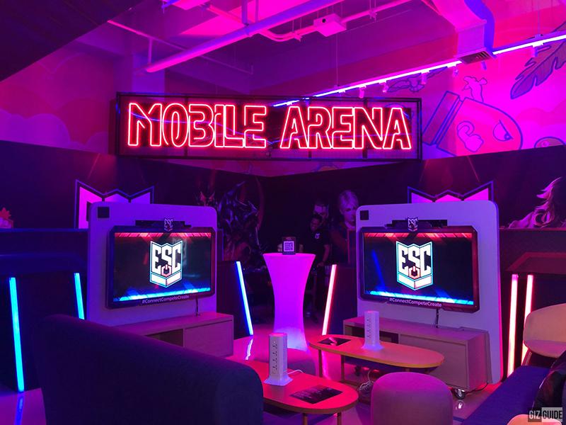 Mobile Arena