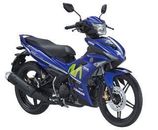 Motor Moped/bebek Terbaru 2018 Mx King 150 GP Movistar