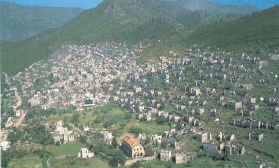 Το Λεβίσσι (τουρκικά: Καγιάκιοϊ Kayaköy