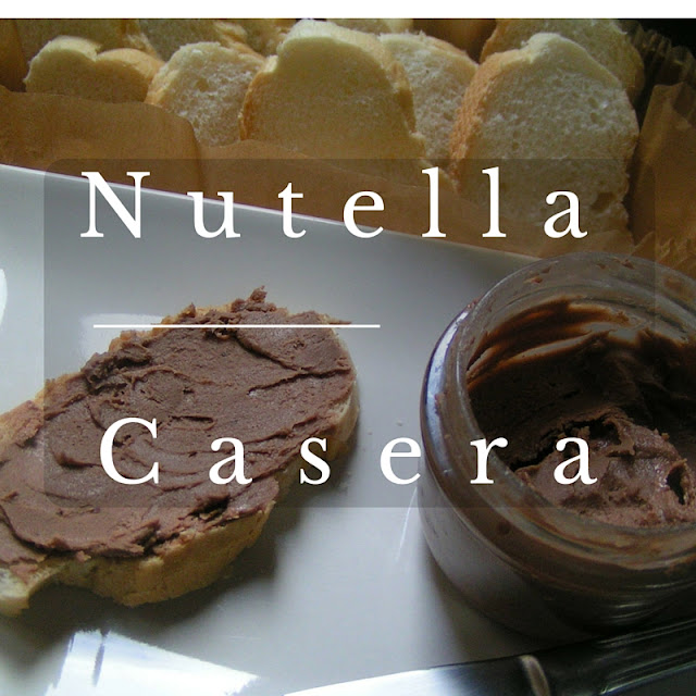 Nutella casera - Morrico Fino