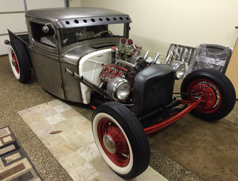 247 AUTOHOLIC: Truck Tuesday - 1932 Ford Pickup