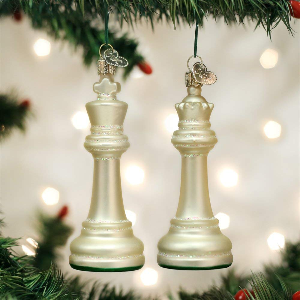 Unique Holidays and Celebrations: Chess Themed Holiday Christmas ...