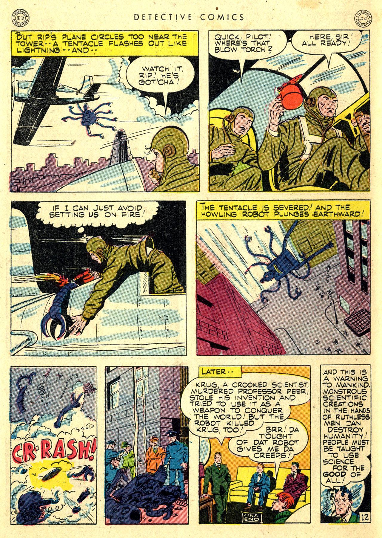 Read online Detective Comics (1937) comic -  Issue #119 - 48