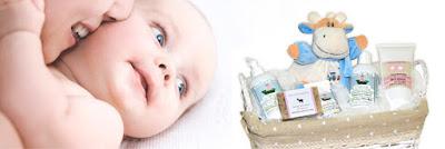 Cesta cosmética infantil