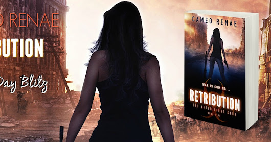 RELEASE DAY BLITZ: Retribution by Cameo Renae