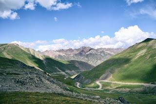 La pureté des montagnes