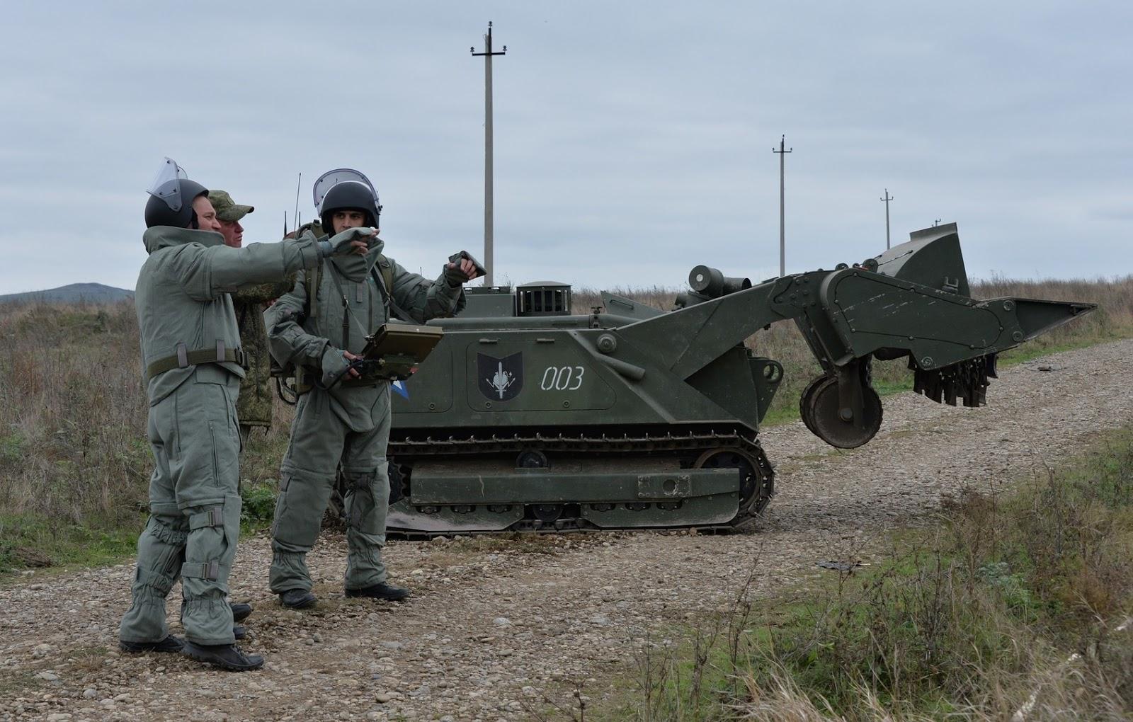 Uran-6 Rus Ordusu