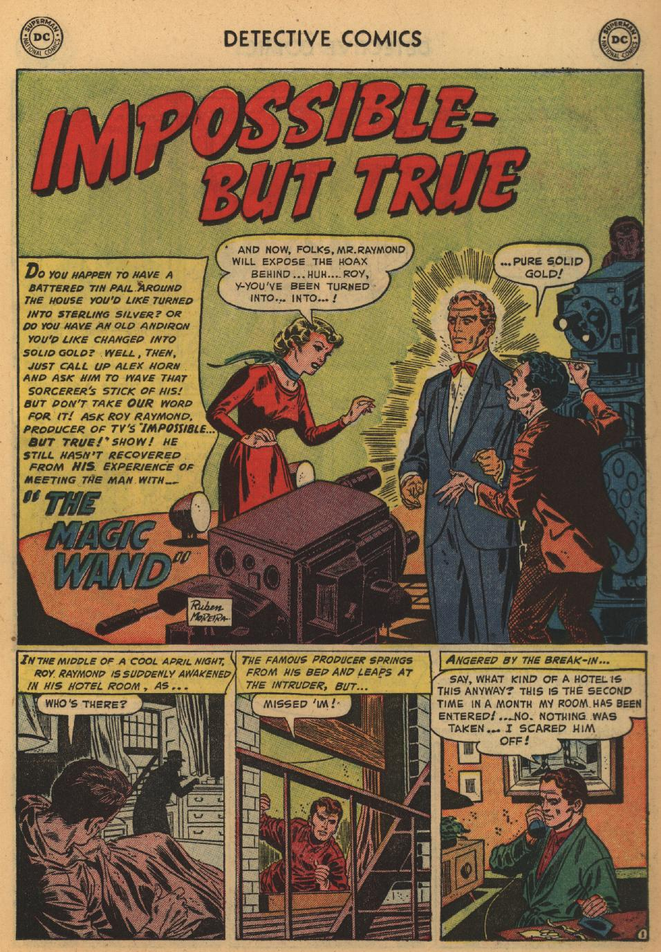 Detective Comics (1937) 195 Page 16