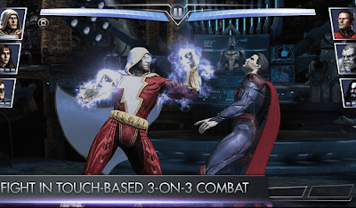 Injustice Gods Among Us v2.8.0 Mod Apk (Super Mega Mod)2