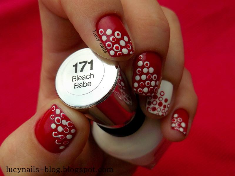 Sally Hansen Complete Salon Manicure nr  1717 Bleach Babe