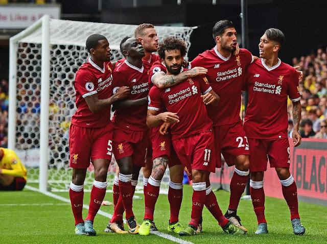'Lini Serang Liverpool Terbaik di Premier League'