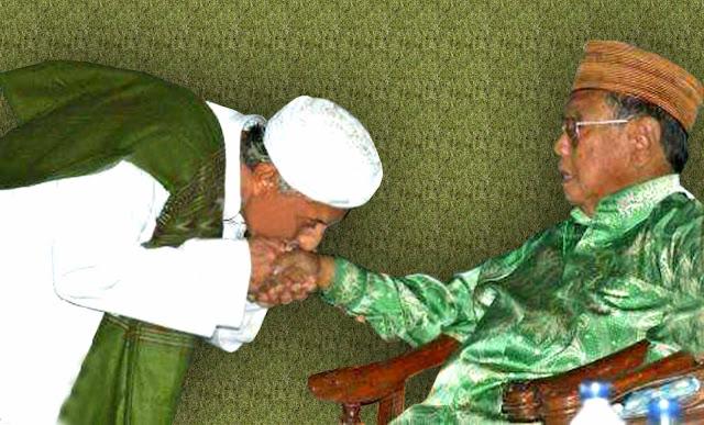 Pembelaan Gus Dur Kepada Habib Rizieq saat Ditangkap
