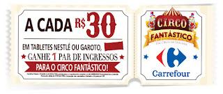 Promoção Páscoa Fantástica Carrefour e Nestlé