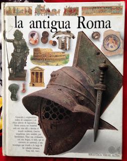 Portada del libro La Antigua Roma, de varios autores