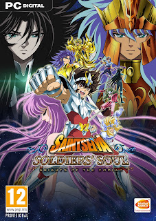 Saint Seiya: Soldiers Soul (PC) 2015