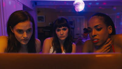 Cam 2018 movie still Madeline Brewer