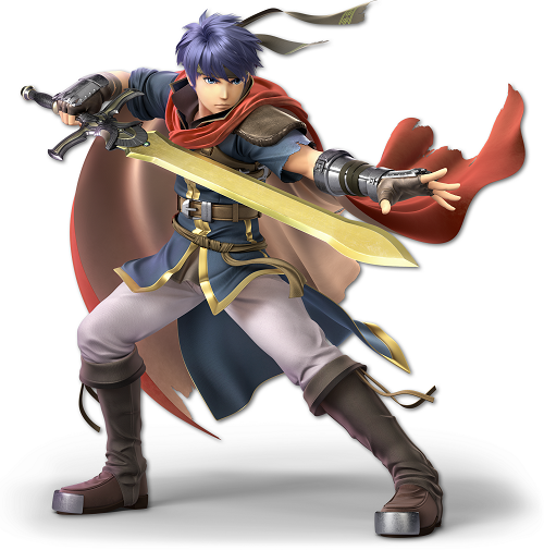 Ike Super Smash Bros. Ultimate