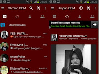 Download BBM MOD RED MAROON APK v2.13.1.14 Terbaru