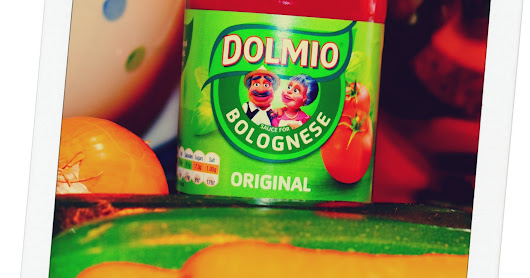 Thank Goodness For Dolmio - My Midweek Meal For Busy Mums